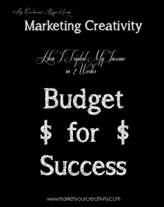 Budget for Success